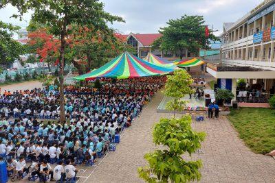 Hoạt động trải nghiệm STEM, Ngoại khoá và Ẩm Thực tại trường THPT Chu Văn An