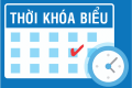 THỜI KHÓA BIỂU ÁP DỤNG TỪ 1/2/2021 (TKB 7)
