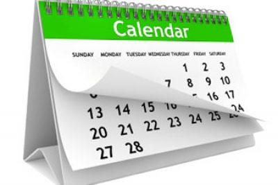 Thời khoá biểu học kì II – Năm học 2018-2019, Áp dụng từ ngày 21/1/2019